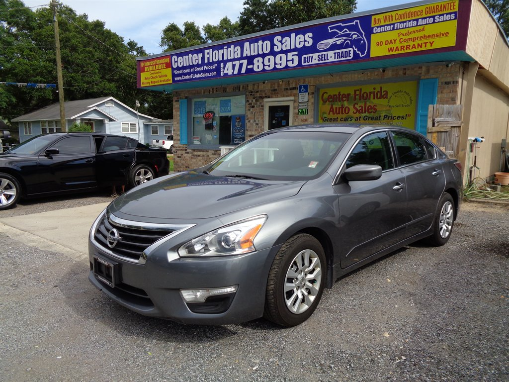 Used Cars Florida >> Nissan Center Florida Auto Sales Used Cars For Sale